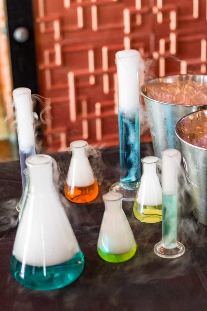The Chemist, mixologist in Myrtle Beach