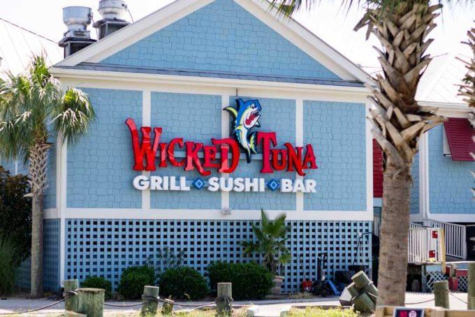 Wicket Tuna in Myrtle Beach