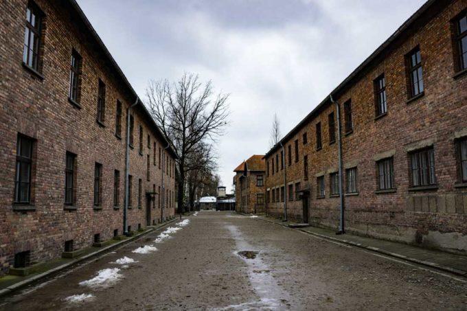 Auschwitz the Polish work camp