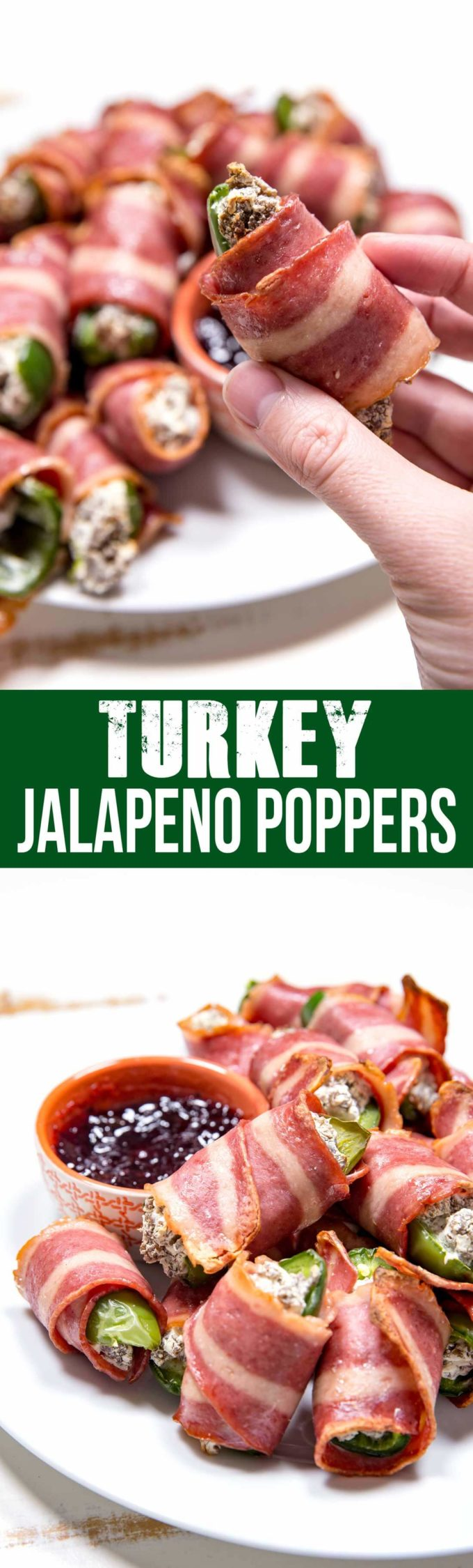 Turkey Jalapeno Poppers are easy, delicious, and budget friendly