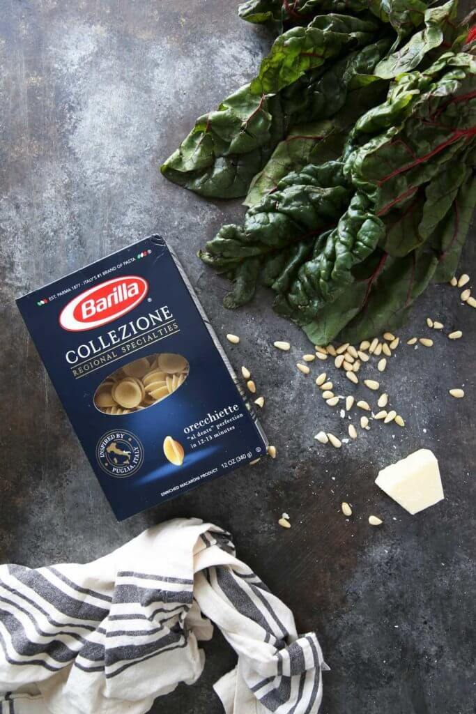 Barilla pasta is so good