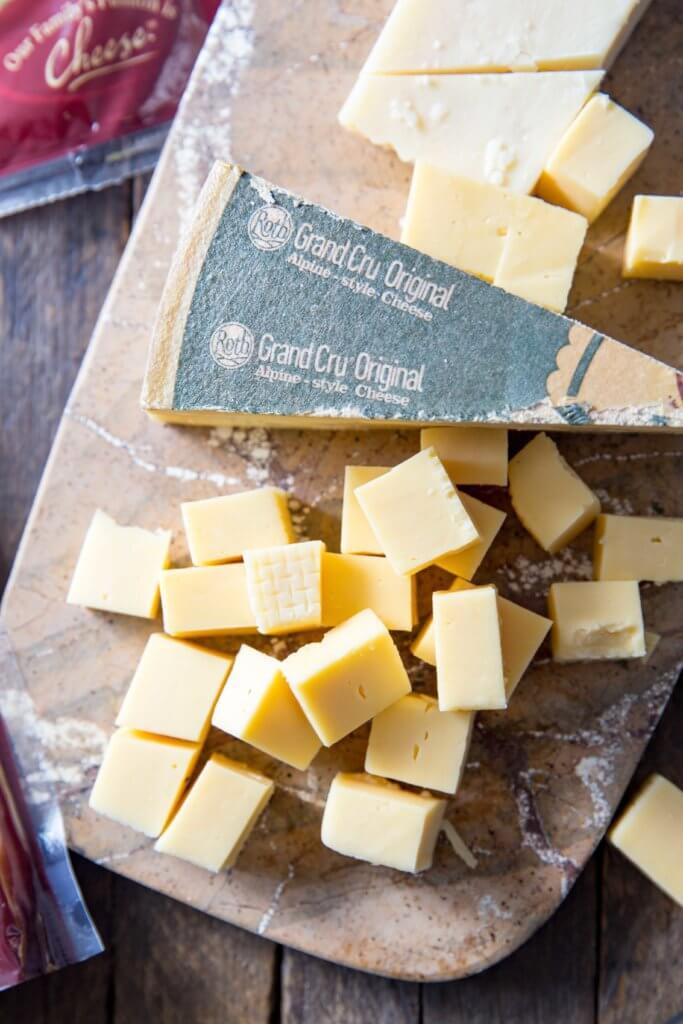 cheese for mac and cheese