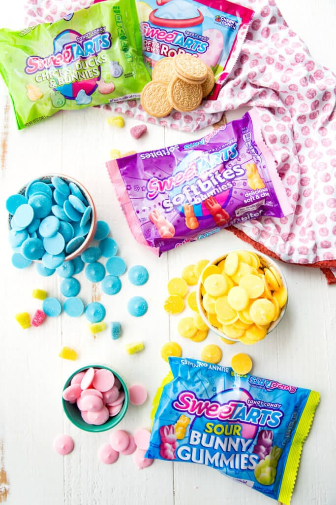All you need to make Easter goodies