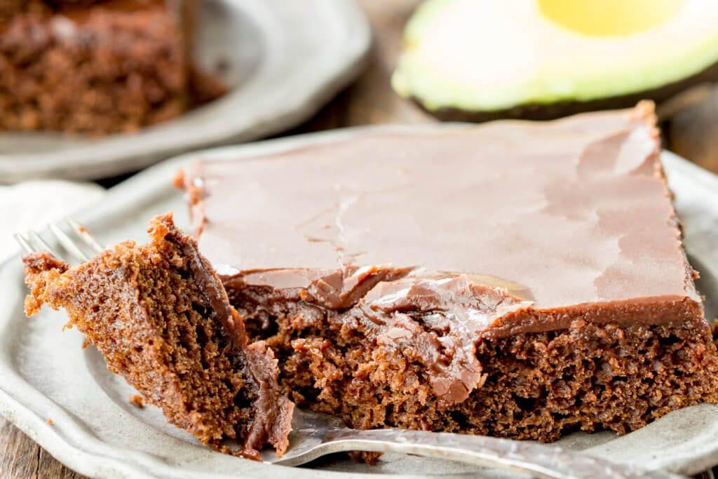 Rich delicious chocolate texas sheetcake
