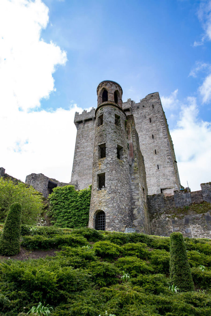 Blarney Castle in Cork Ireland