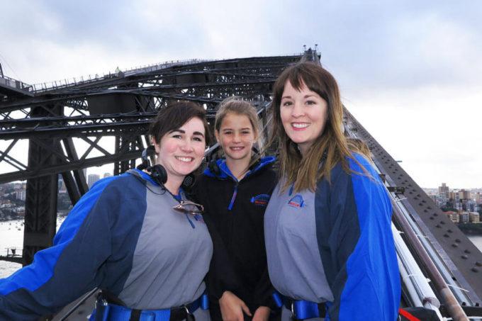 Bridge Climb in Sydney Australia