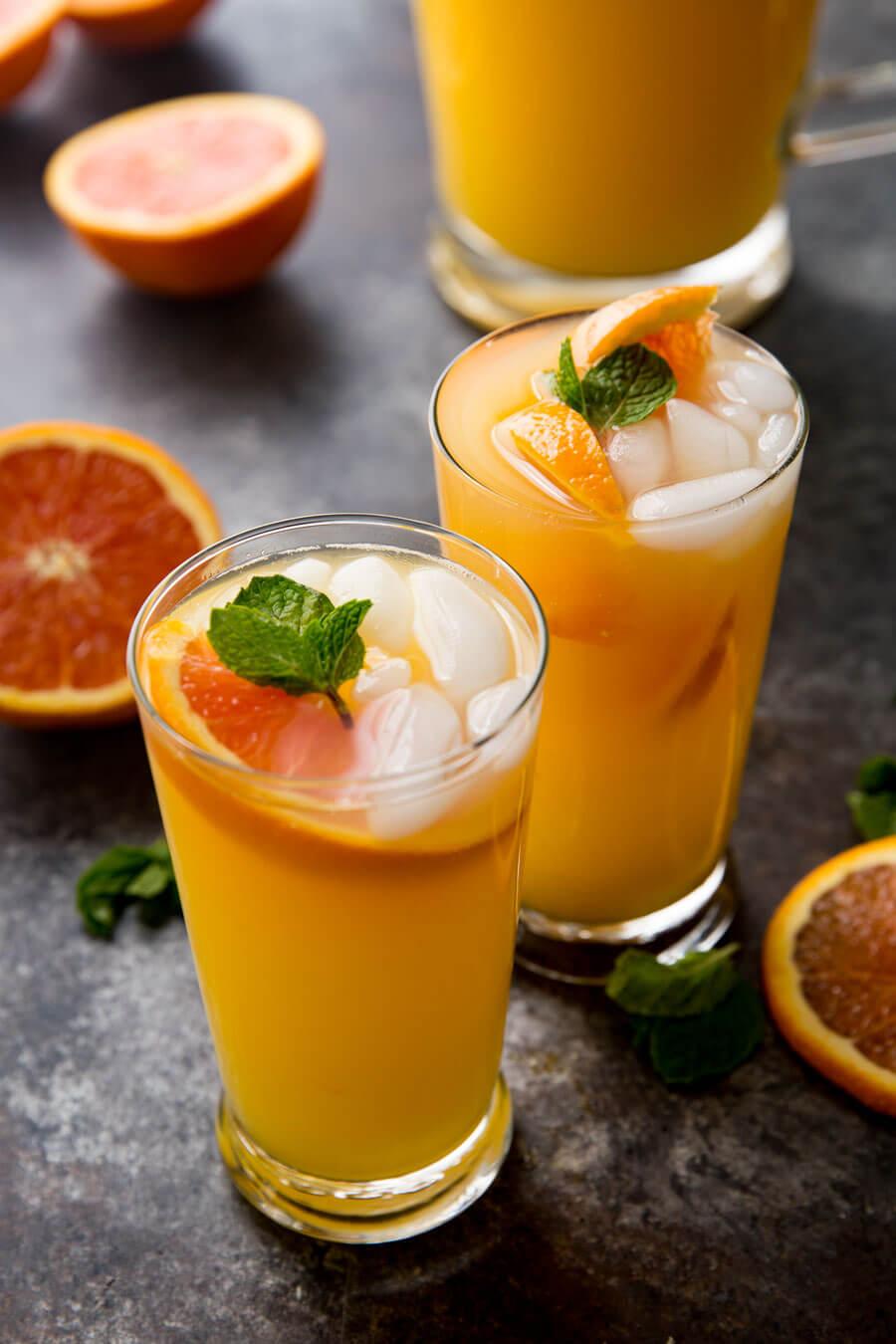 Fruit Crush Drink Recipe