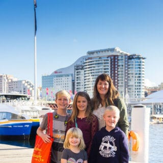 Spending time in Sydney Australia with kids, best things to do that adults will like too
