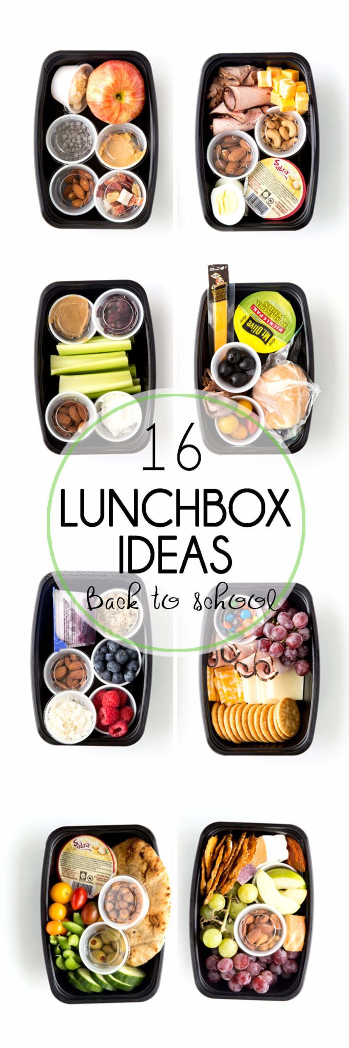 Lunchbox ideas for back to school that adults will want to eat too.