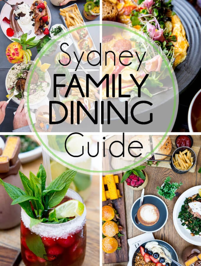 Sydney Family Dining Guide