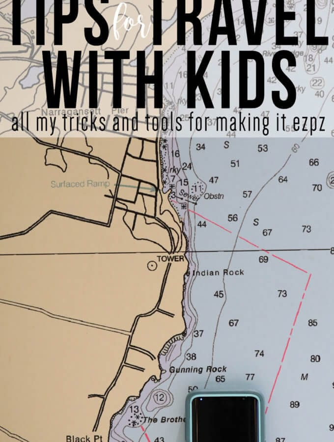 Tips for Travel with Kids