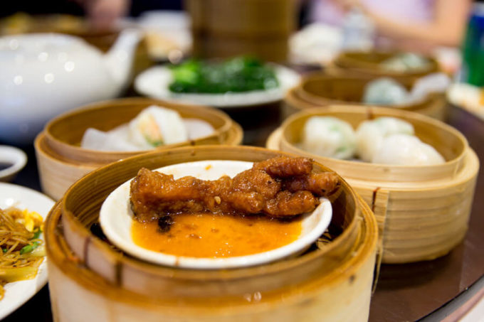 Eating Chicken Feet in Sydney: Sydney Australia dining guide