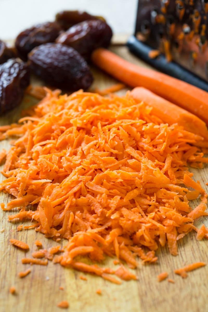 Carrot Cake Bites Recipe
