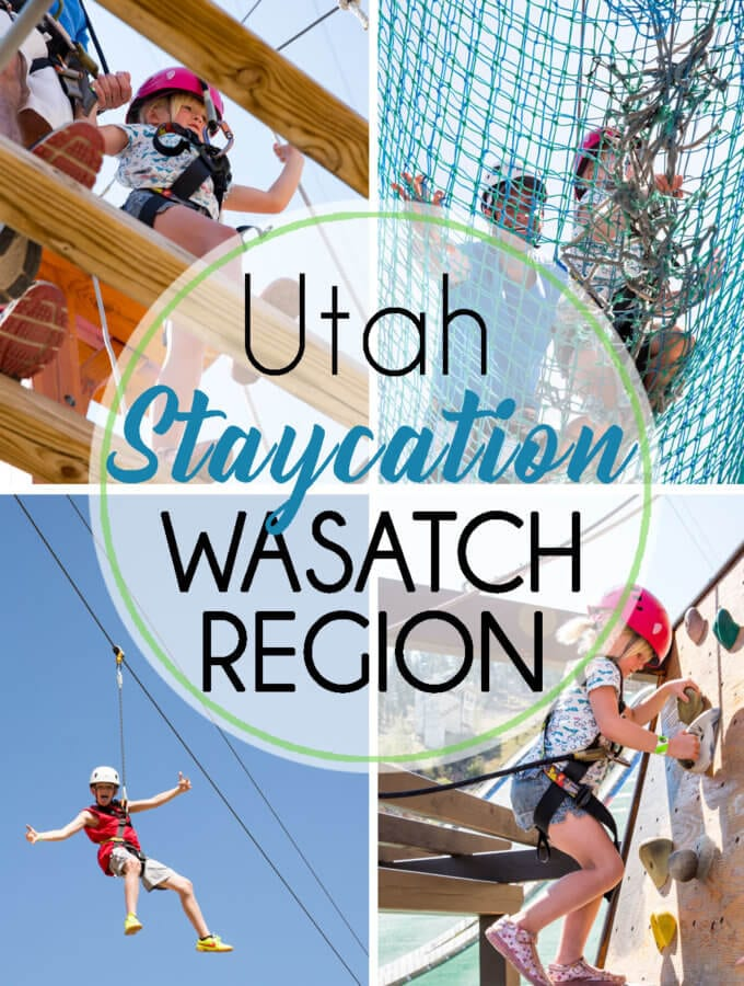 Utah Staycation- Wasatch Region
