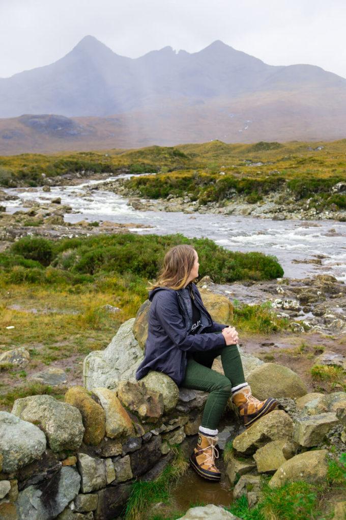 Visiting Isle of Skye Scotland