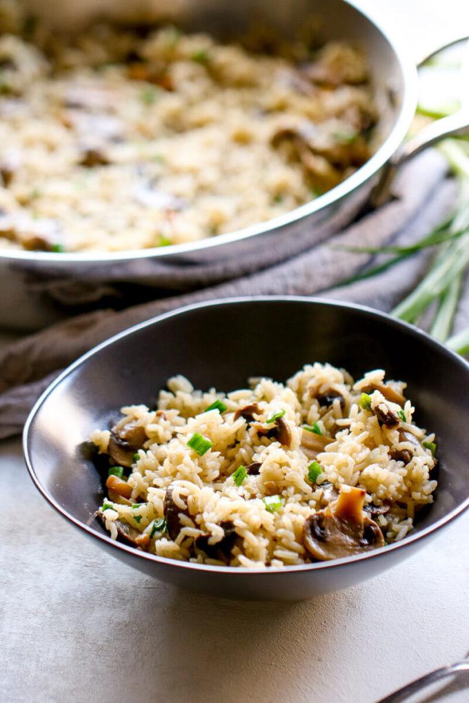 Recipes for delicious homemade pilaf