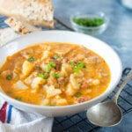 Chorizo and Potato Soup