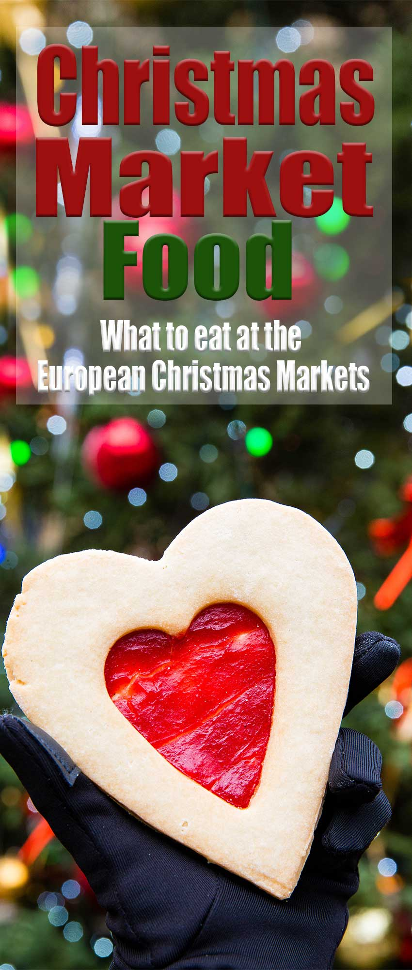 What to eat at the European Christmas Markets