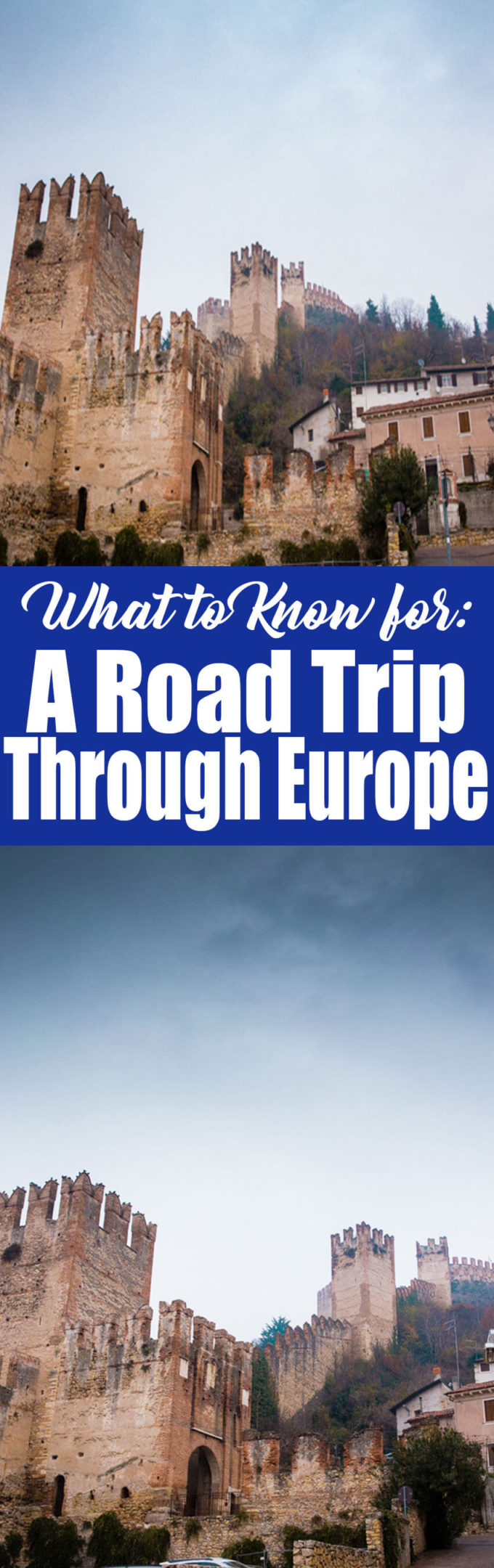 Everything you need to know to have an amazing European road trip