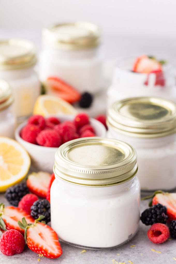 Instant Pot Greek Yogurt, how to make it and get the consistency you want