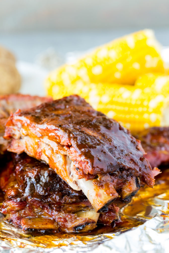 recipe for baby back ribs in the oven