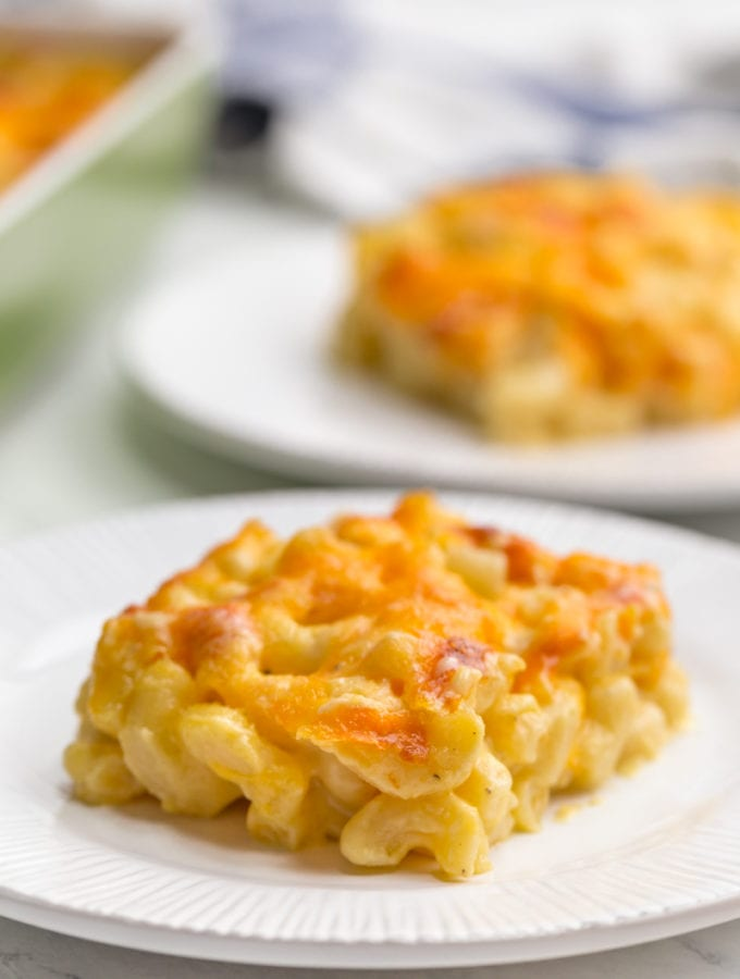 Creamy Mac and Cheese Casserole
