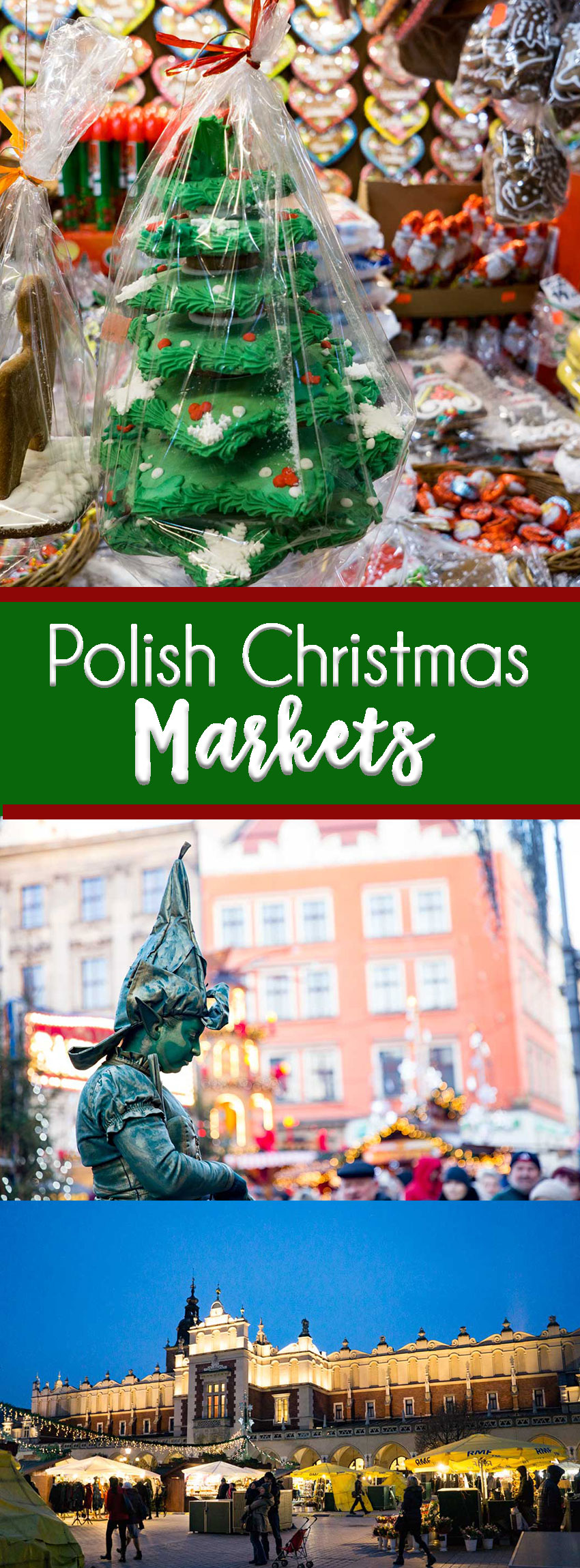 Delicious Polish Christmas Markets, the best Christmas markets in Europe