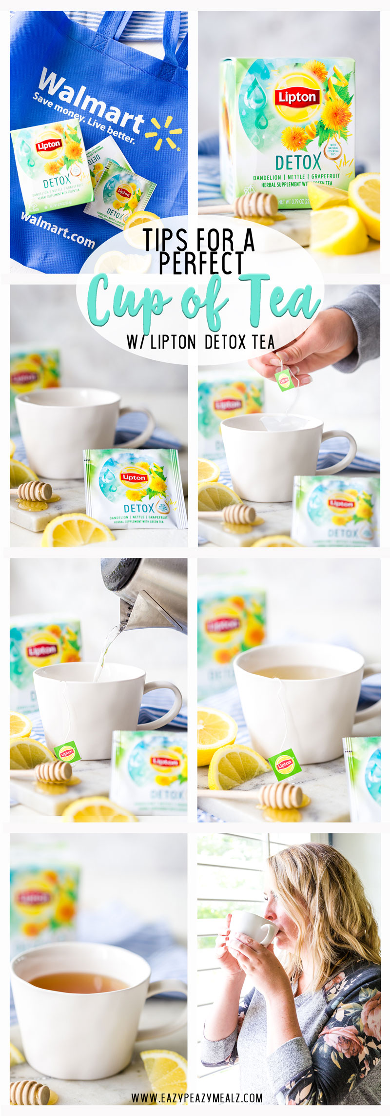 How to brew a perfect cup of tea with lipton herbal detox